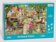 Orchard Farm - 1000 Pieces |Yorkshire Jigsaw Store